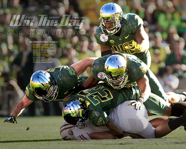 2012 Oregon Football Wallpaper (1280x1024)