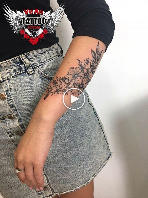 Tattoo Anastasia Taralenko Photo Of Tattoo 464239 Tattoos Flowertattoos Flowertattosforwomen F Forearm Tattoo Women Forearm Flower Tattoo Forearm Tattoos