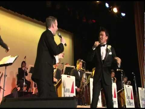 Ultimate Buddy Song - Me and My Shadow Live Duet SILK.dv