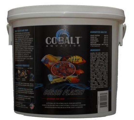 Cobalt Aquatics Color Flakes 2 Lb