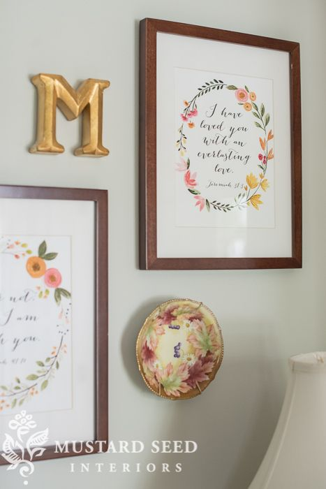 Victory day co prints in a gorgeous eclectic farmhouse - Mustard seed interiors ...