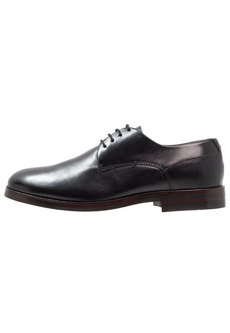 H by Hudson ENRICO - Zapatos de vestir - black - Zalando.es