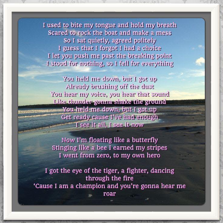 Lyric eye of the tiger katy perry lyrics : 8 best Katy Perry images on Pinterest | Katy perry, Lyrics and ...