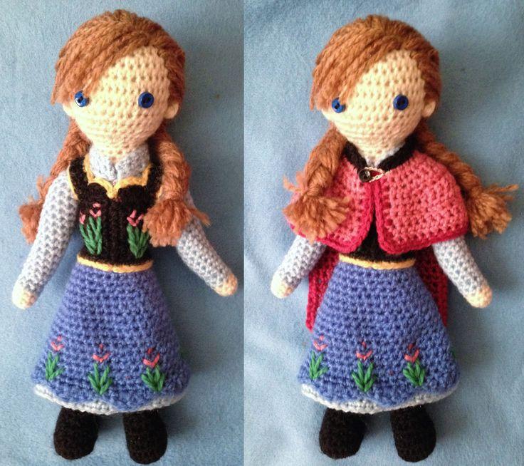 Amigurumi Disney Gratis : Best crochet toys dolls disney images on pinterest