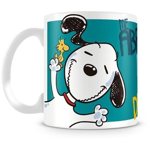 Caneca Personalizada Porcelana Snoopy - Americanas.com