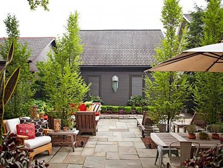 8b8e1d75611d375fe8212bd3fa7880bb--backyard-projects-backyard-ideas Small Backyard Garden