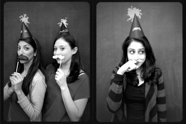 Mustache Theme Party Photobooth Ideas