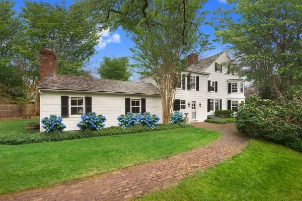 Daniel Osborne House with historical roots listed at $3.99M