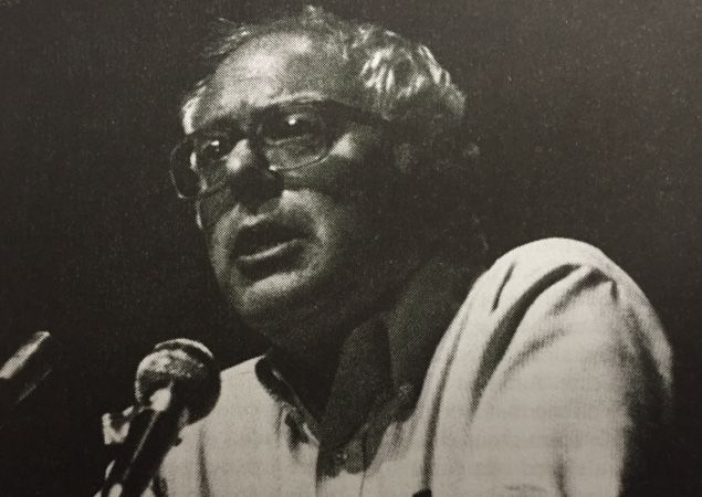 In this 1995 column for <i>In These Times</i>, Bernie Sanders laments then-President Bill Clinton's ties to corporate money—and lays out a progressive program that looks strikingly similar to his own 2016 presidential platform.