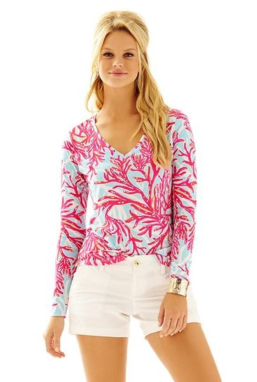 Lilly Pulitzer Nellie Top