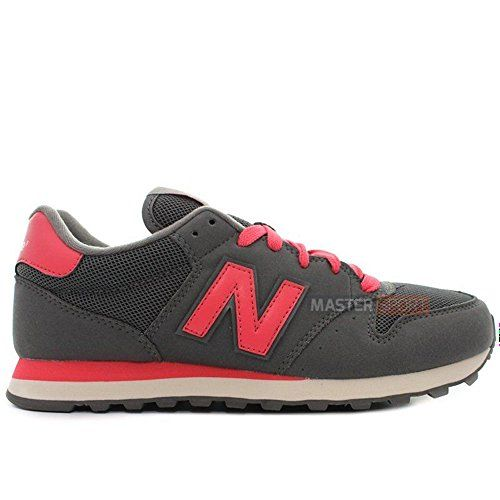 NEW BALANCE Women's Shoe GW500AGY Gray/Pink color. (7) New Balance http.  Chaussures ...