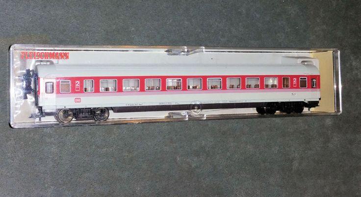 Fleischmann 5184 K, IC Großraumwagen 2.Klasse, 4-Achser, DB, H0, OVP