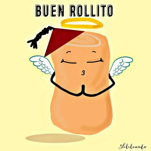 Buen rollito by Lilileando