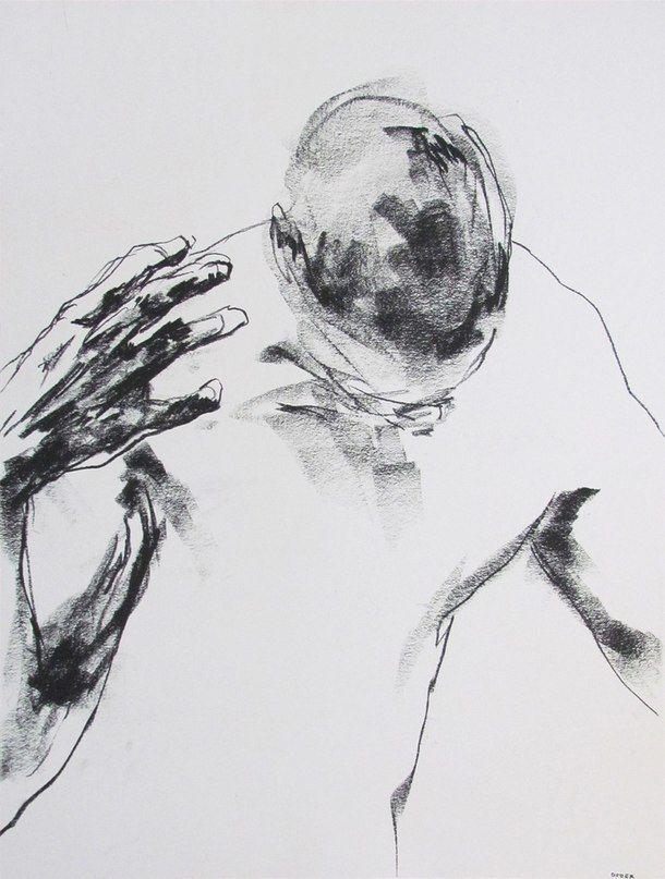 Рисунки карандашом душа