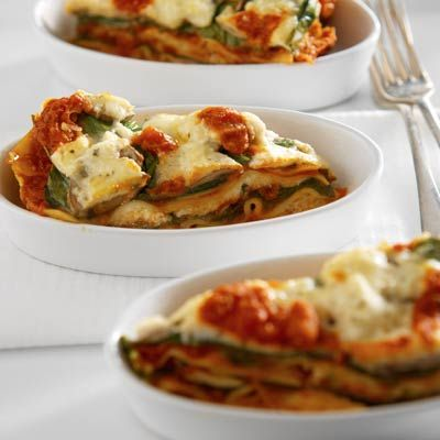 Tops Friendly Markets - Recipe: Slow Cooker Fresh Veggie Lasagna