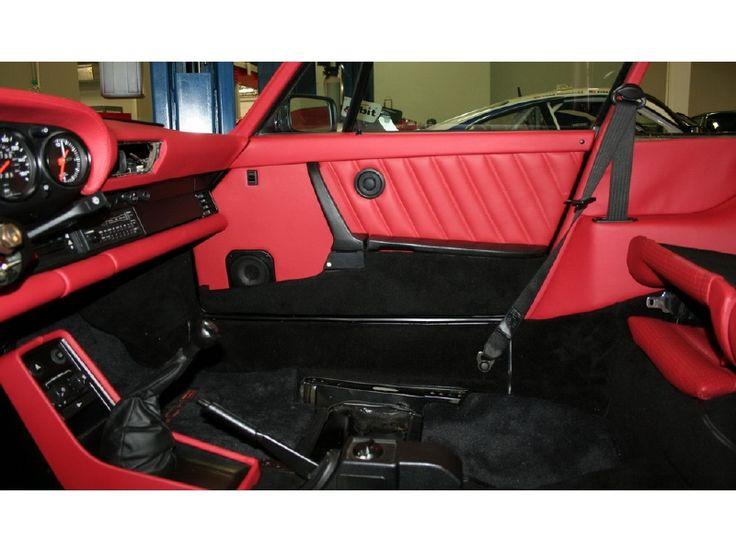 911 Porsche Interior Classic Nine Leather 34.JPG