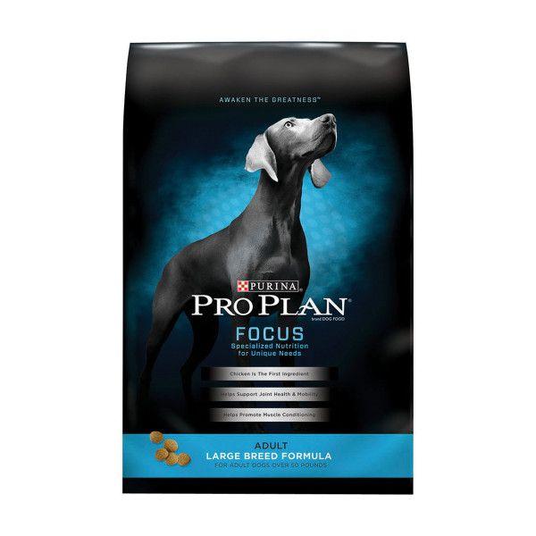 Pro Plan Large Breed Adult Dog Food   Food   Dog