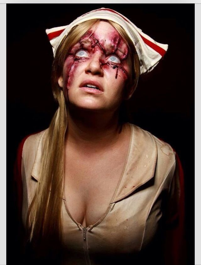 72 best Zombie Doctors and Nurses images on Pinterest | Halloween ...