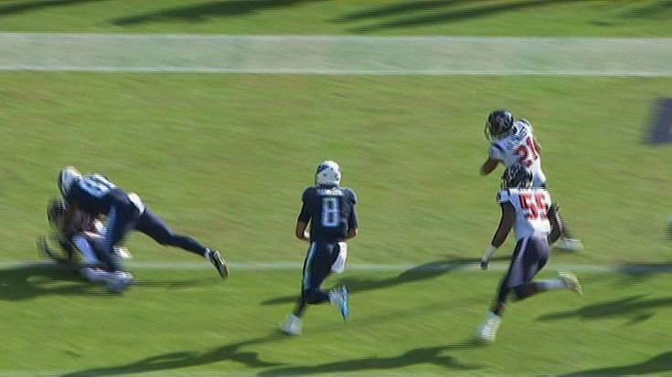 Mariota scampers for 9-yard TD - ESPN Video