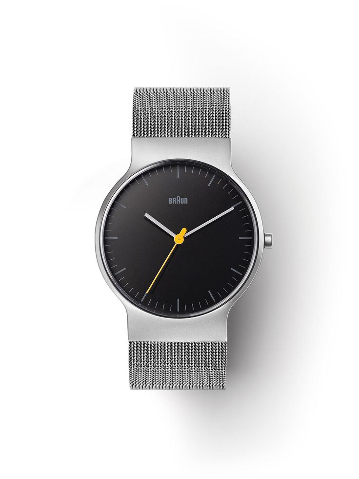 Braun Classic Slim Watch - Entry - iF WORLD DESIGN GUIDE