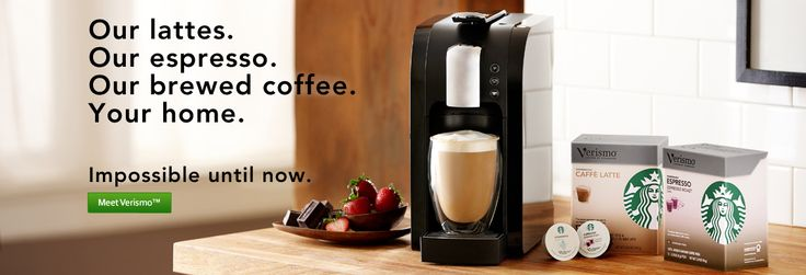 Verismo™ System - StarbucksStore.co.uk