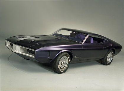 Ford Mustang Milano, 1970