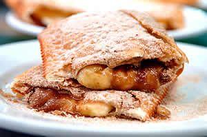 Pastel Especial de Banana Vegano - Receita de Vegetariana - ClickGrátis