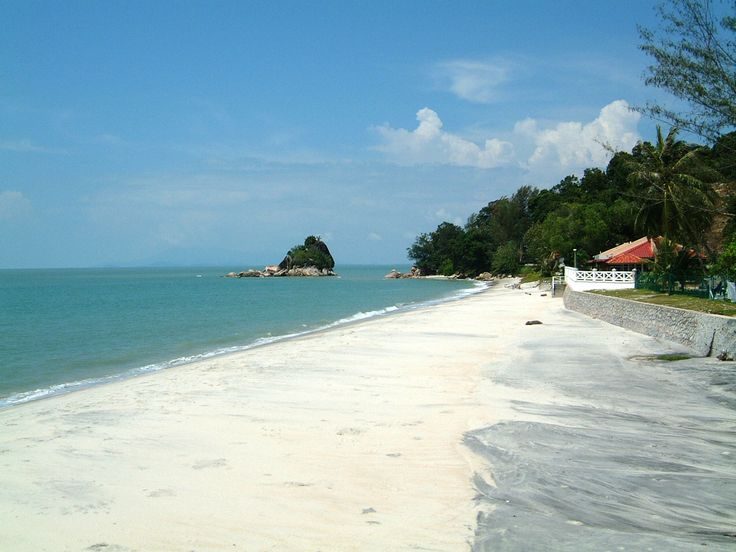 Penang,shoreline, Penang, Malaysia