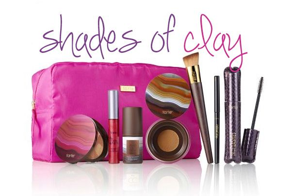 Preview: Tarte Colored Clay QVC Today's SpecialValue.