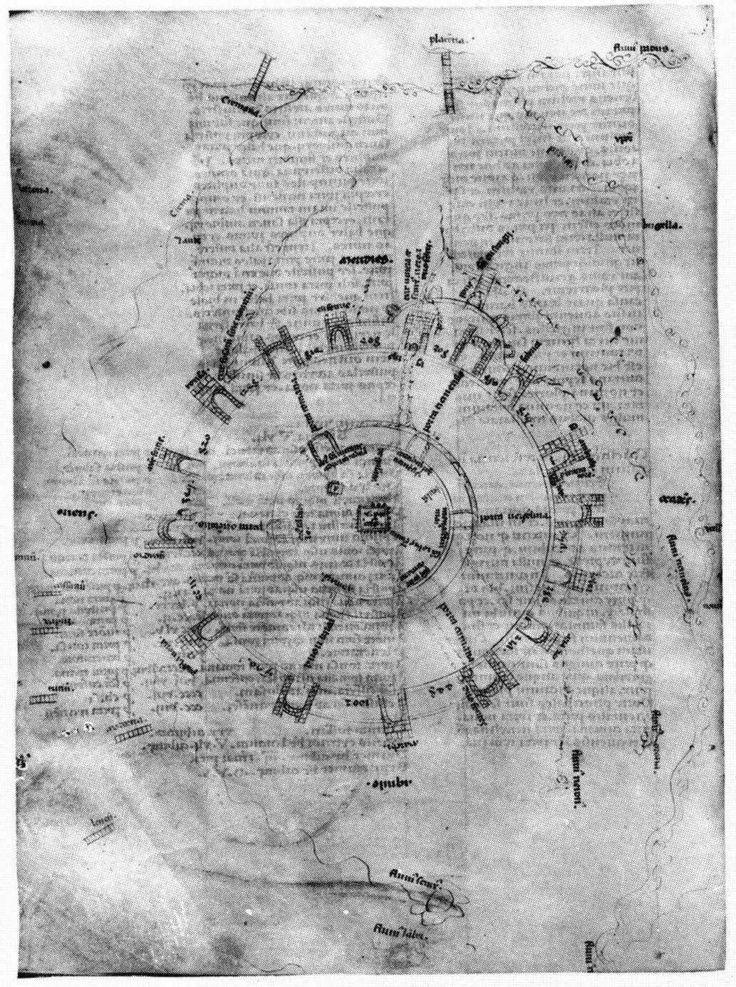 La mappa di Galvano Fiamma