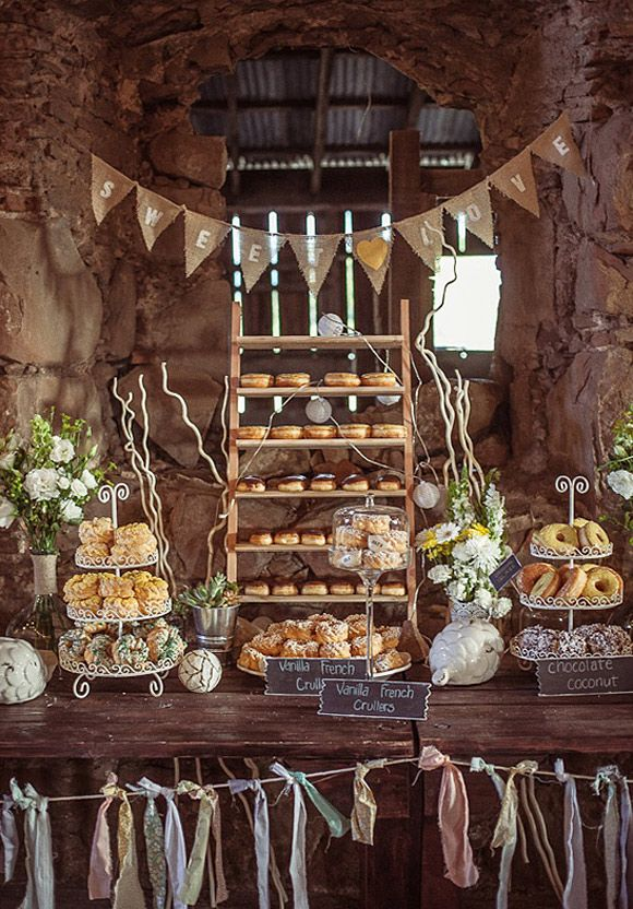 17 best images about bodas de oro on pinterest wedding for Mesas rusticas