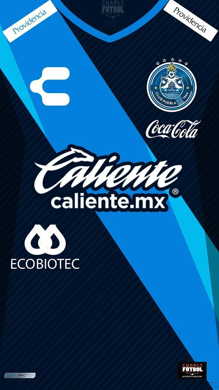 Club Puebla 17-18 kit away