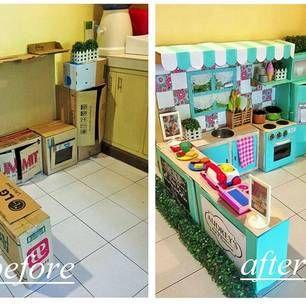ber ideen zu karton spielzeug auf pinterest spielh uschen aus karton spielzeug und. Black Bedroom Furniture Sets. Home Design Ideas