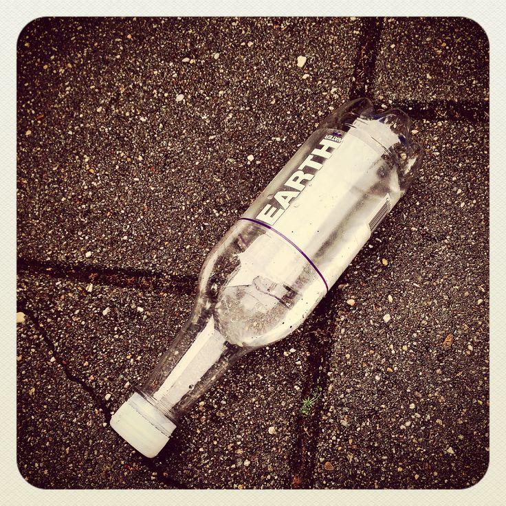 #synchroonkijken 'zwerf-afval'  Dag 2, thema/opdracht: frustratie