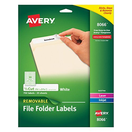 1000 ideas about file folder labels on pinterest folder for Smead label templates