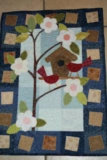 Papillon Pals: Calendar Quilt Wall Hangings....Wall Hanging