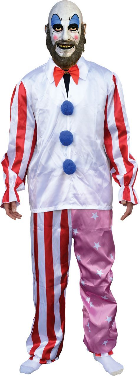 Adult Captain Spaulding Costume - House of 1000 Corpses - Party City