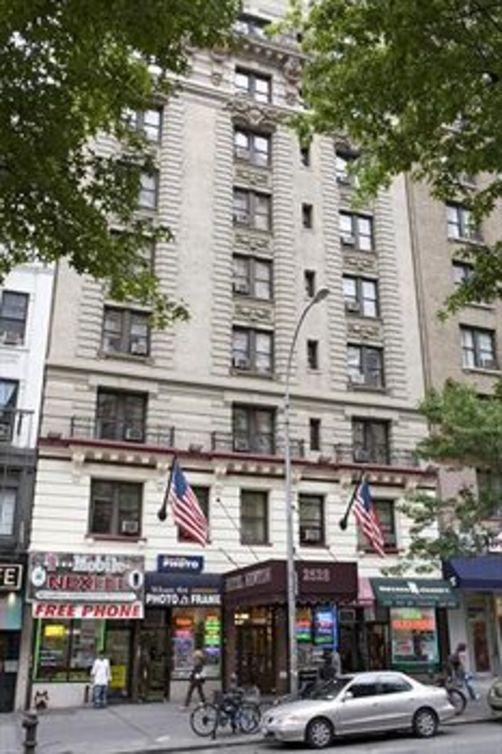Hotel Newton - New York - Gebäude