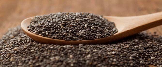 Entérate de todos los beneficios y efectos secundarios de las semillas de chia