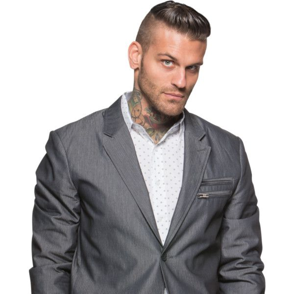 47 best images about wwe corey graves mathew polinsky on for Corey graves tattoos