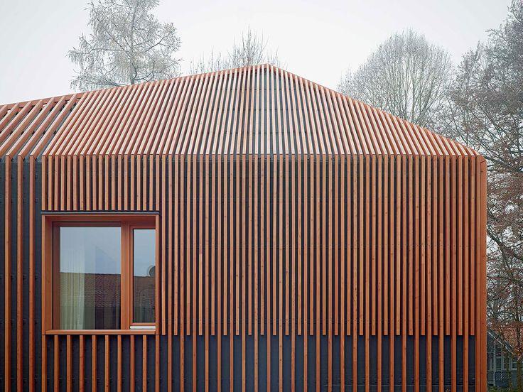 Bewohnbare Skulptur: Haus 11 x 11 I Titus Bernhard Architekten