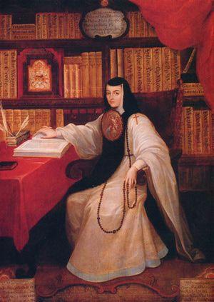 Las 10 mujeres escritoras más importantes: Sor Juana Inés de la Cruz