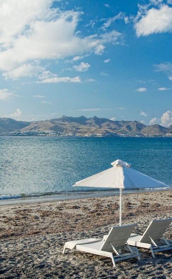Sandy Beaches in Kos, Greece