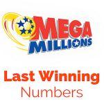 Last Mega Millions Lottery Draw Winning Numbers. Draw Date 07/01/2017 04:00:00 AM GMT
