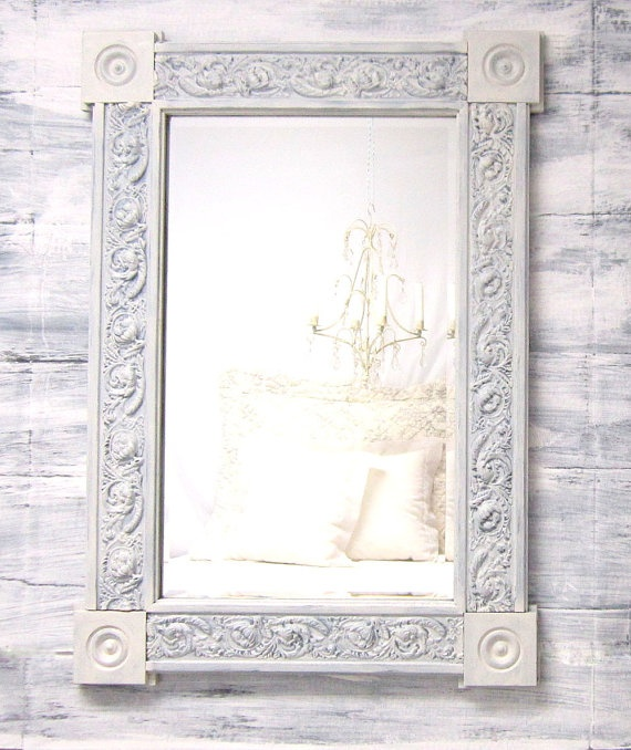 Modern framed mirrors for sale large industrial steel for Large decorative mirrors for sale