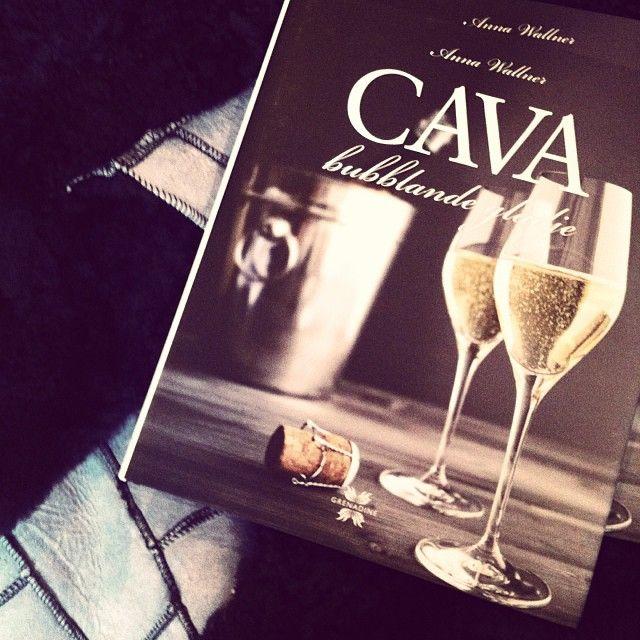 Fårskinn och en härlig bok om Cava..