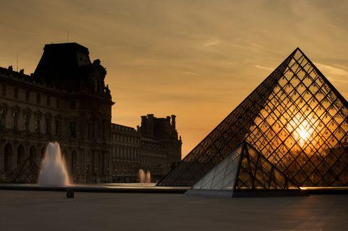 The Louvre, taken by Karl Taylor