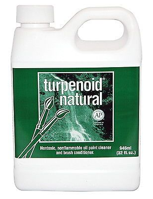 Paint Mediums and Varnishes 183096: Turpenoid Natural Non-Toxic Non-Flammable Paint Thinner, 1 Gal Can -> BUY IT NOW ONLY: $57.66 on eBay!