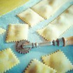 Тесто для лазаньи, равиоли