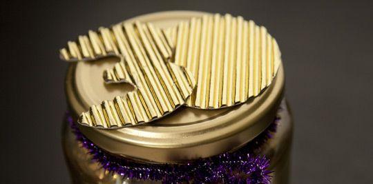 Geld cadeau idee: een pot met goud